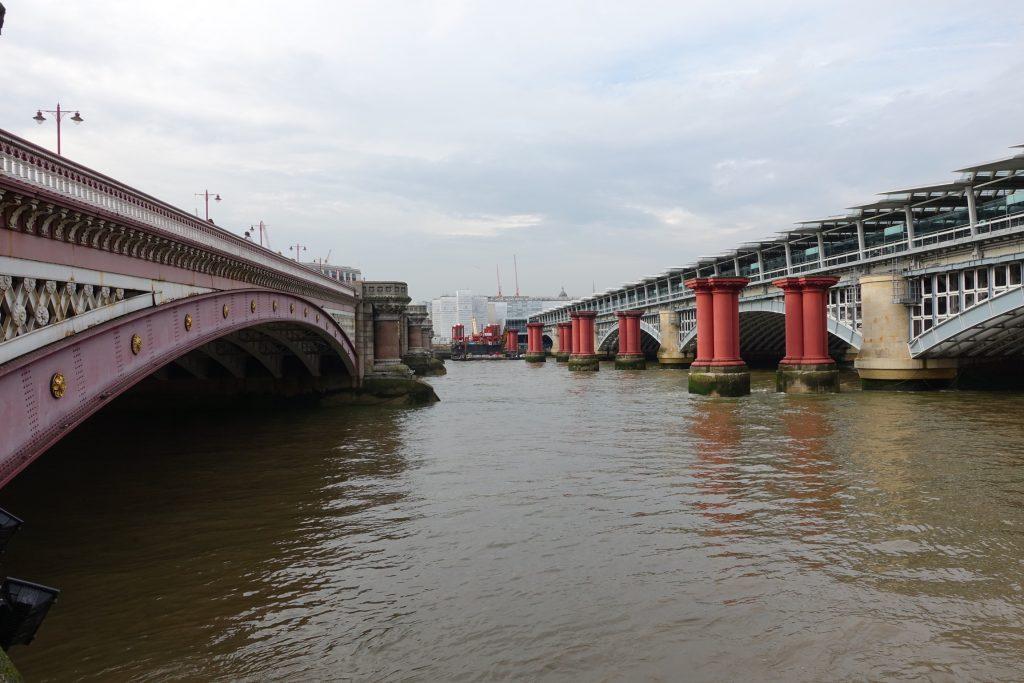 Londres - Puente de Blackfriar
