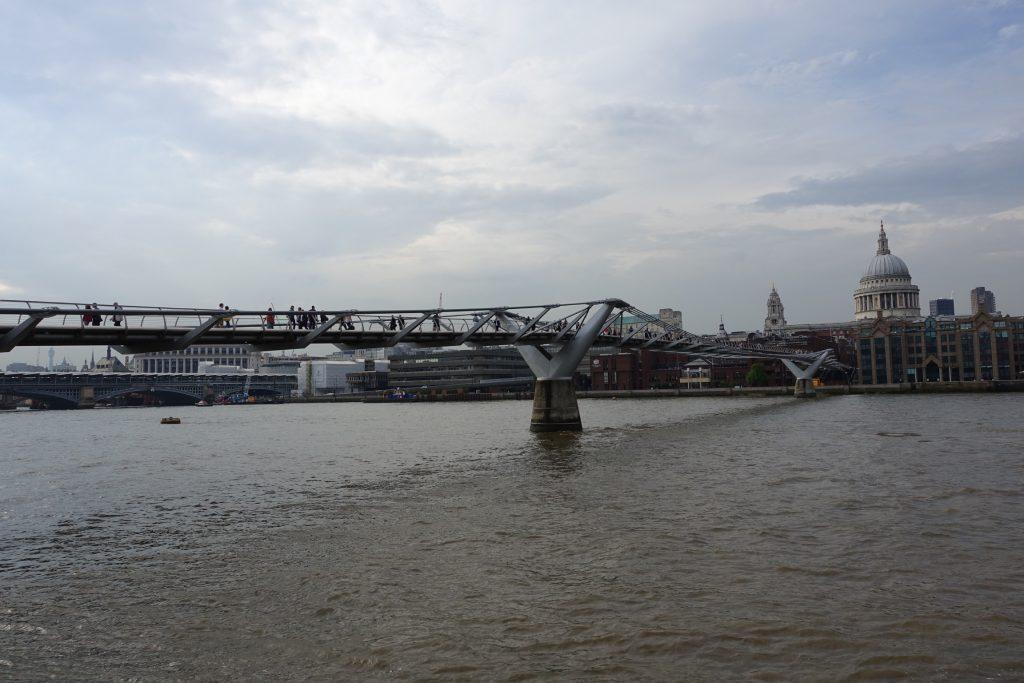 Londres - Puente del Milenio