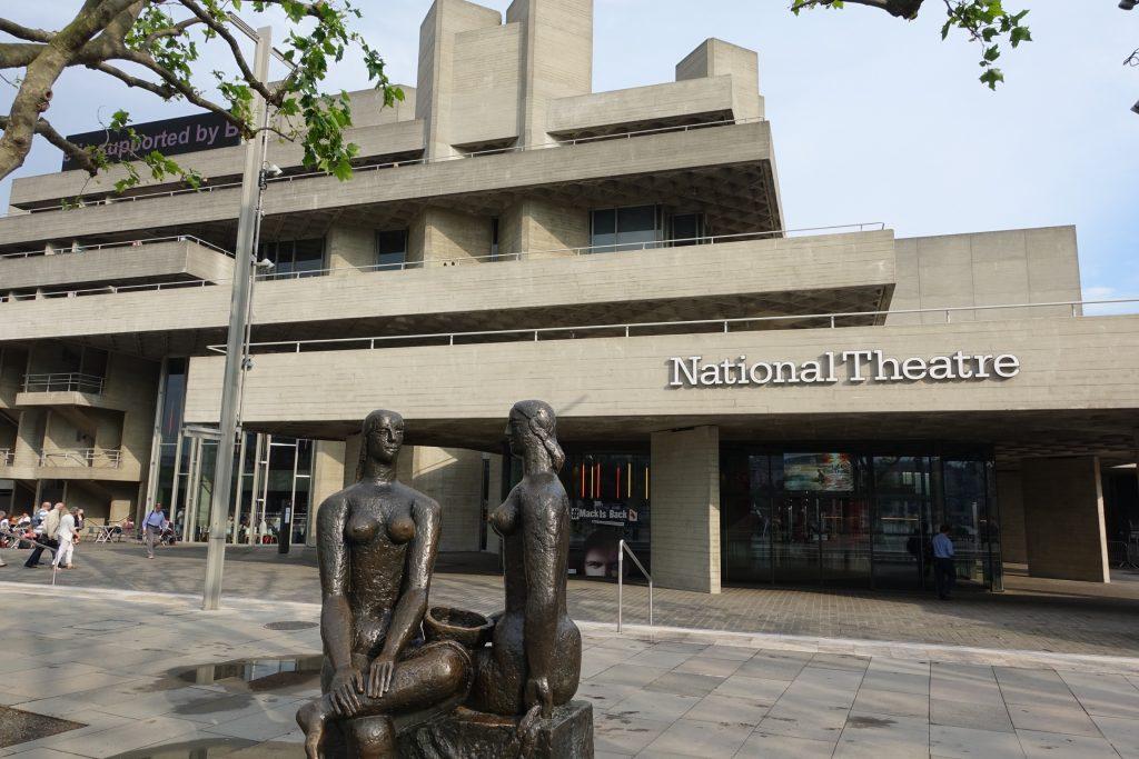 Londres - Teatro Nacional