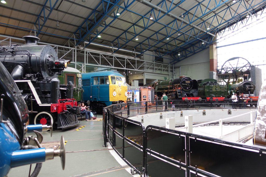 York - Museo del Ferrocarril