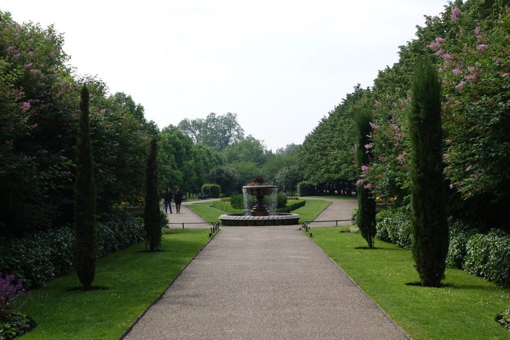 Londres - Regent Park