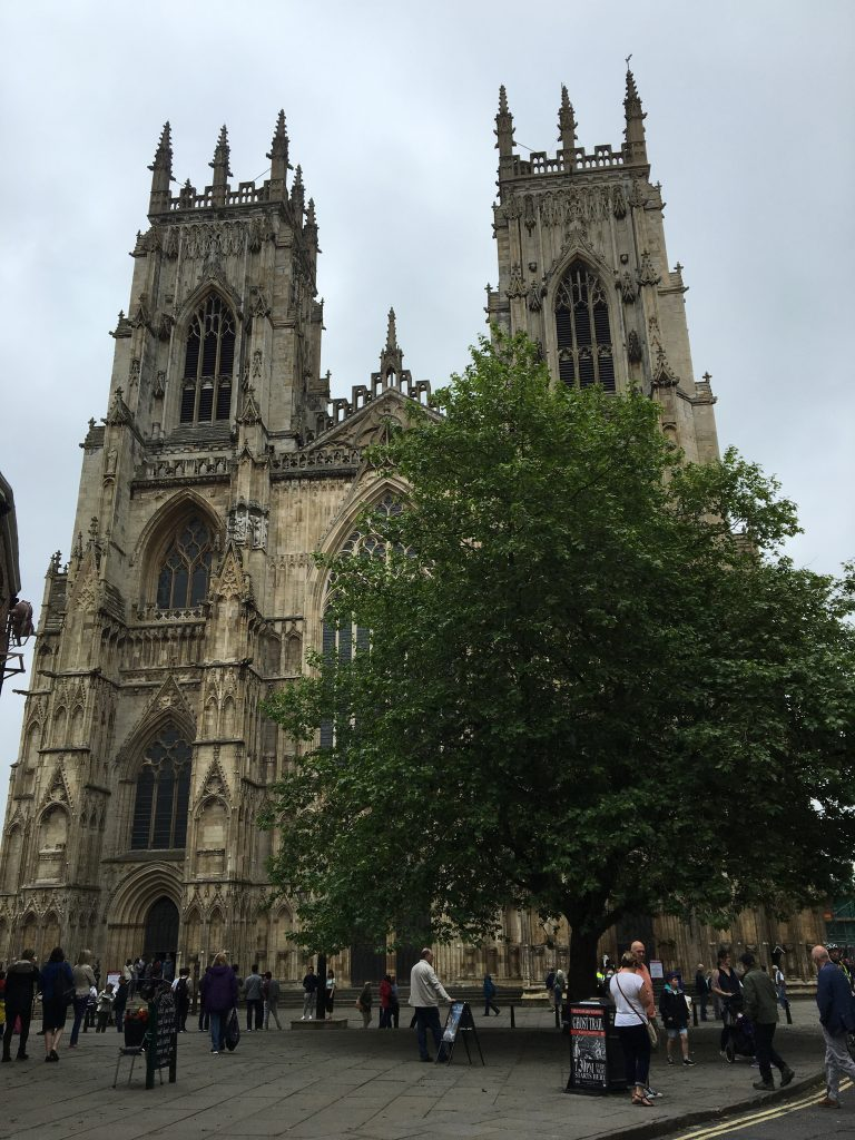 York Minster, Inglaterra