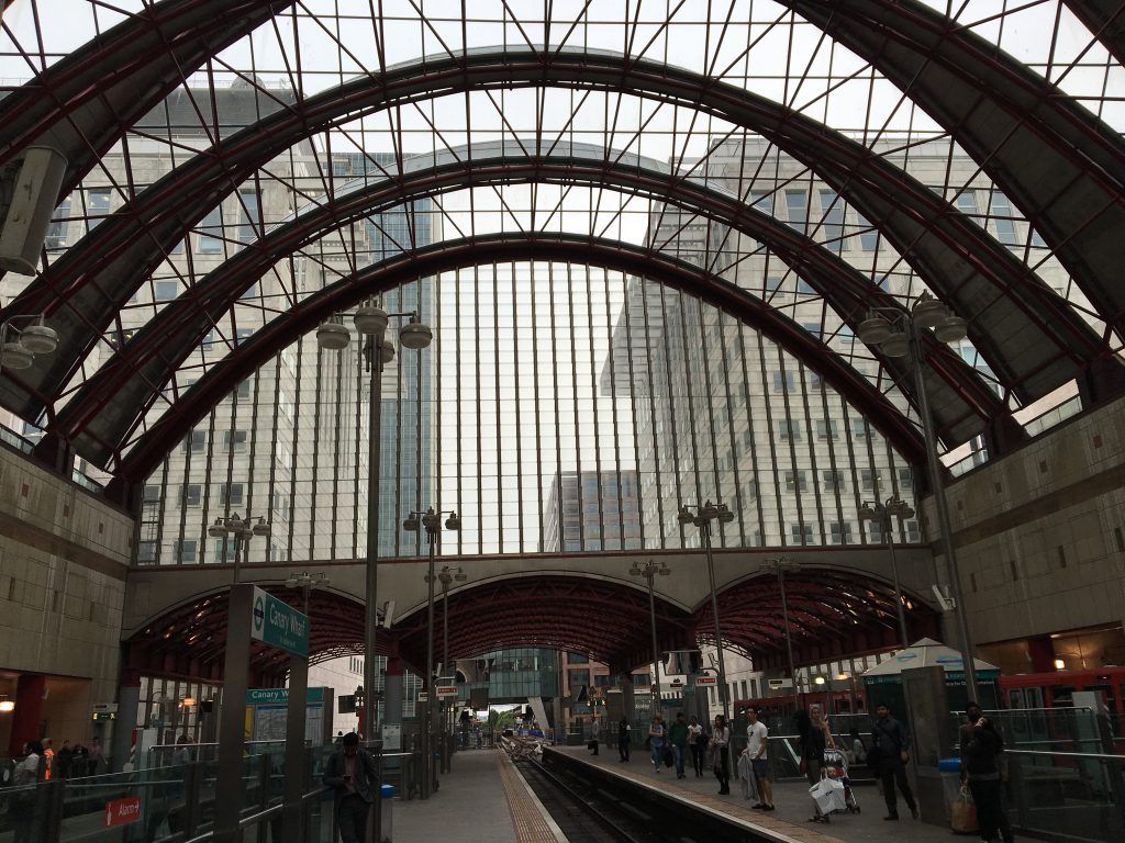 Londres - Canary Wharf