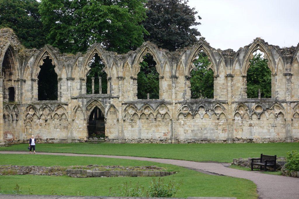 York - Ruinas
