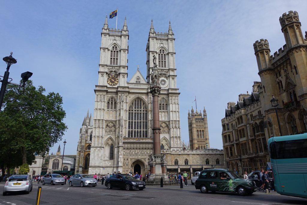 Londres - Abadía de Westminster