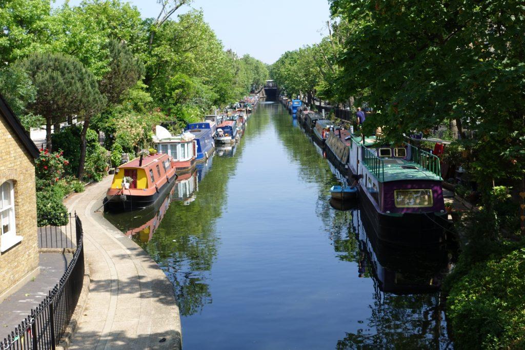 Londres - Little Venice