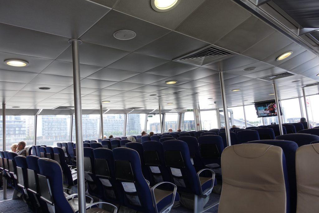 Londres - Navegación por el Támesis