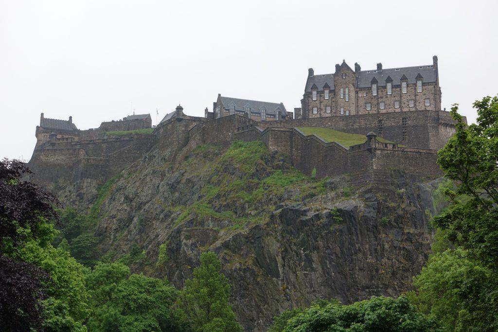 Edimburgo - Ciudad Nueva
