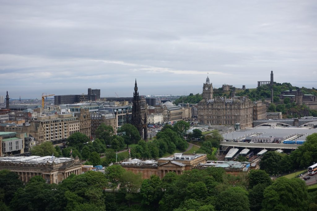 Edimburgo - Castillo de Edimburgo