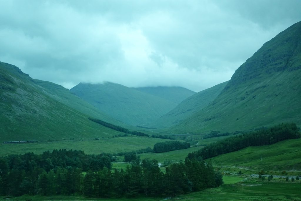 Edimburgo - Excursion a Highlands