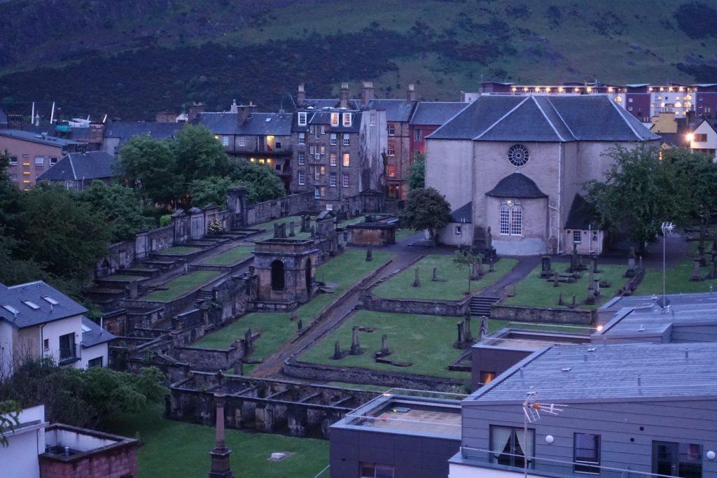 Edimburgo - Tour de fantasmas