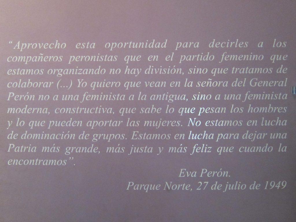 BA - Museo Evita