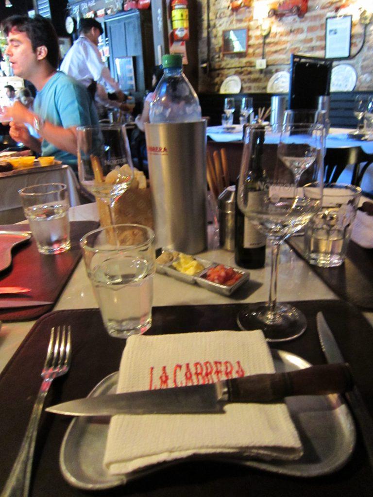 BA - La Cabrera