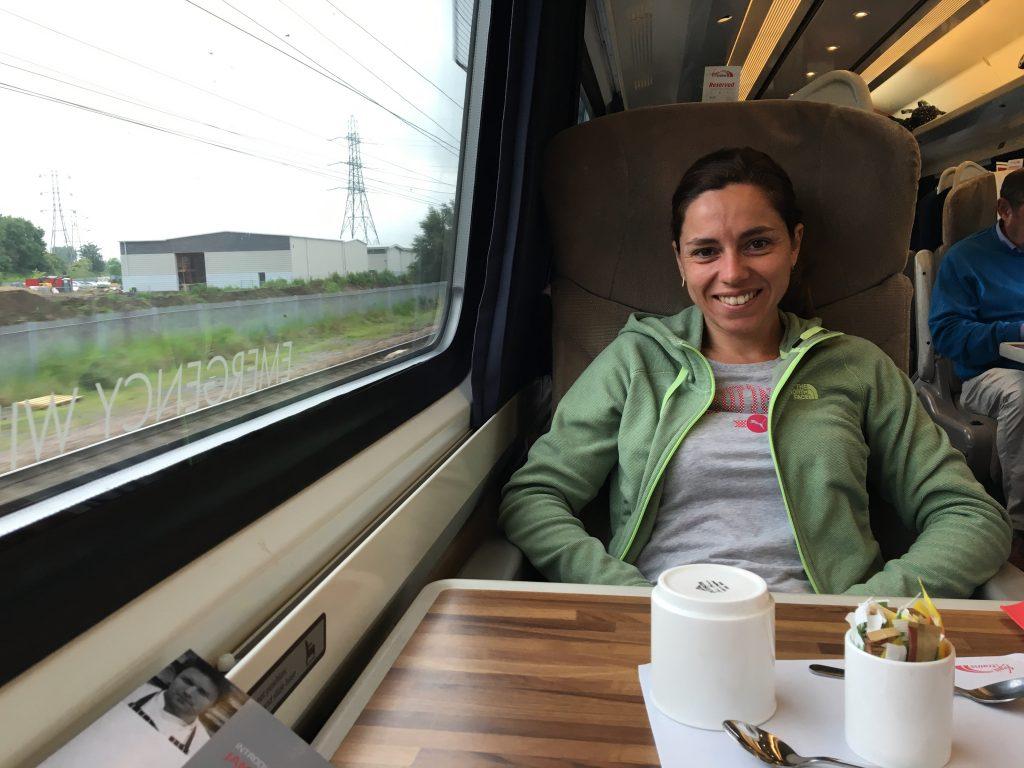 York - Tren de York a Edimburgo