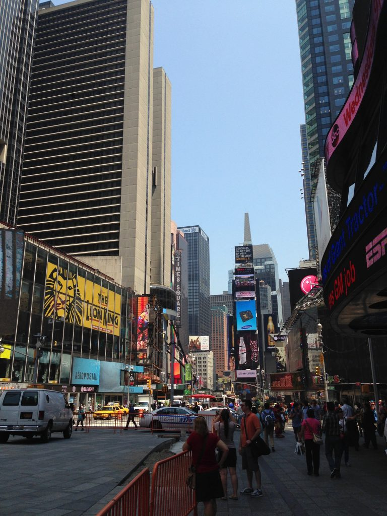NY - Time Square