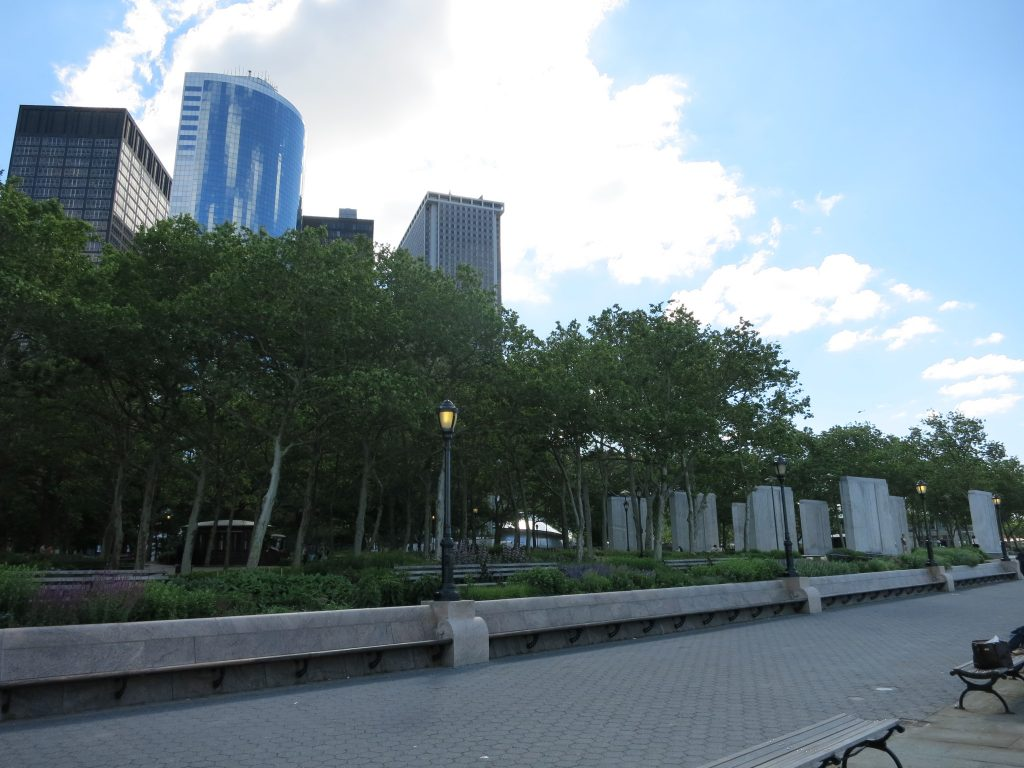 NY - Battery Park