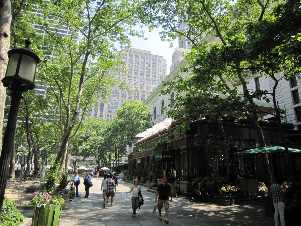 NY - Bryantt Park