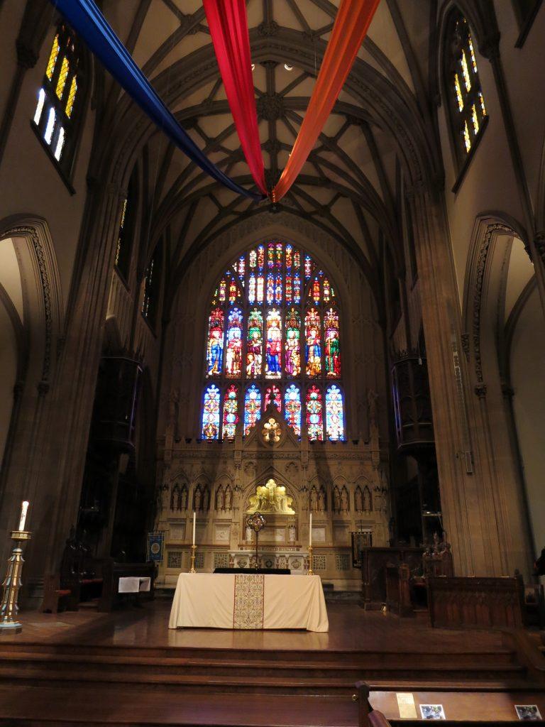 NY - Trinity Church