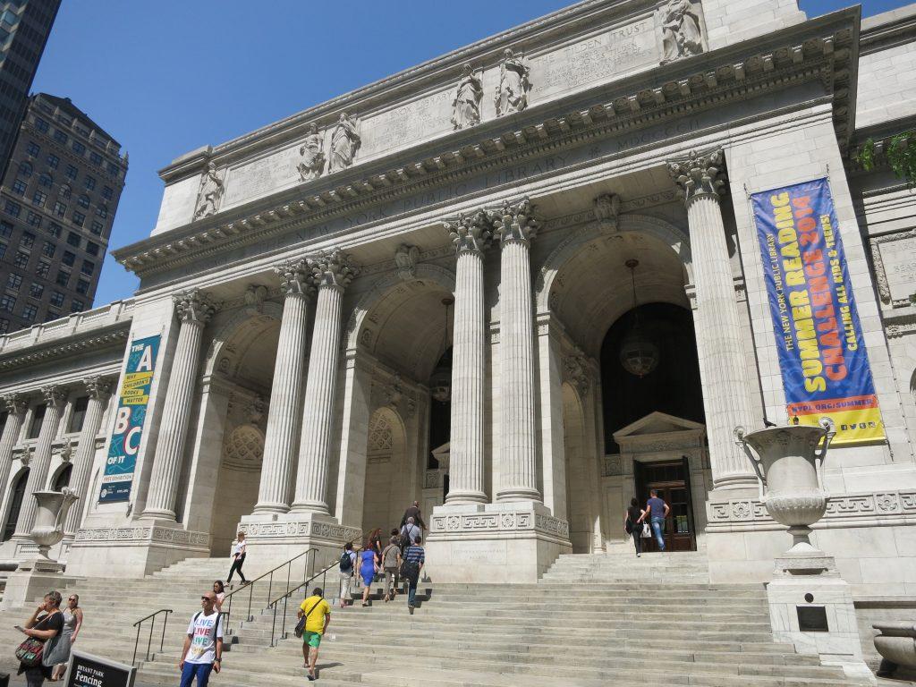 NY - Biblioteca Pública