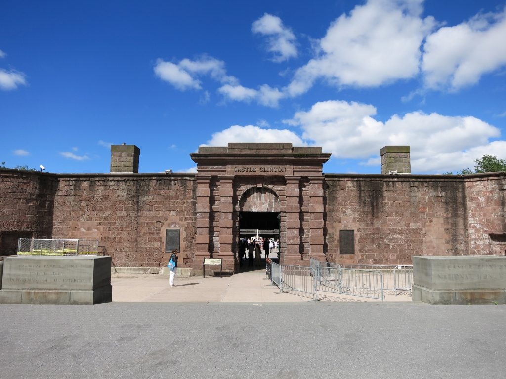 NY - Castle Clinton