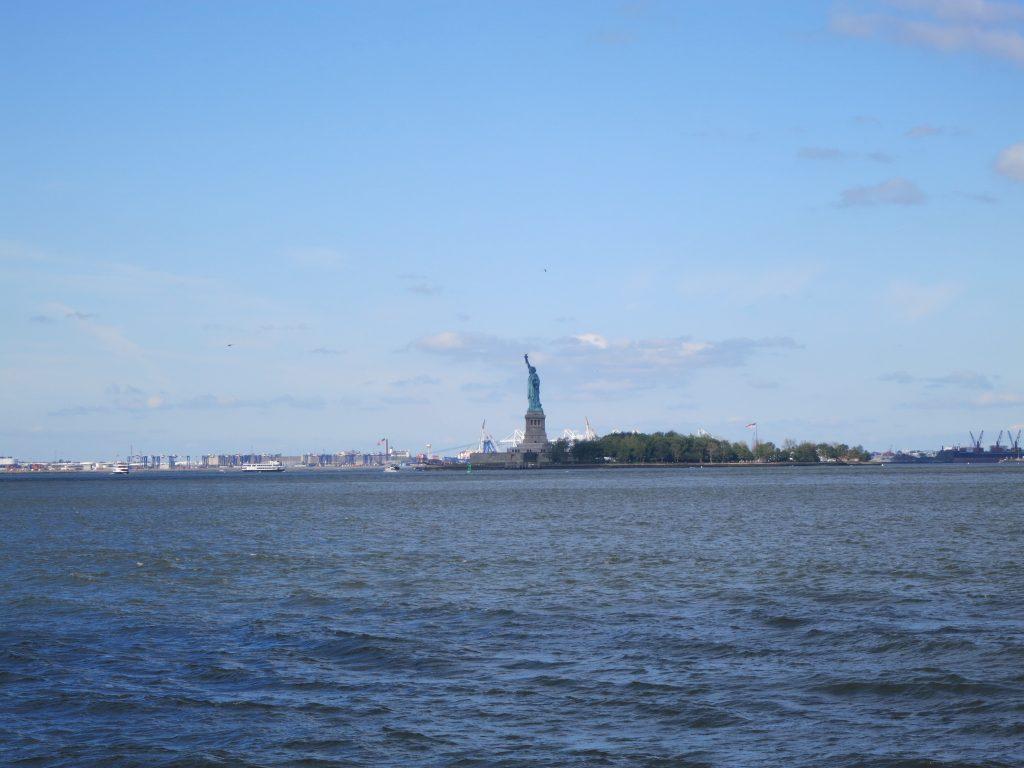 NY - Estatua de la Libertad desde Battery Park