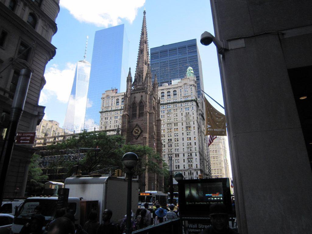 NY - Iglesia de la Trinidad