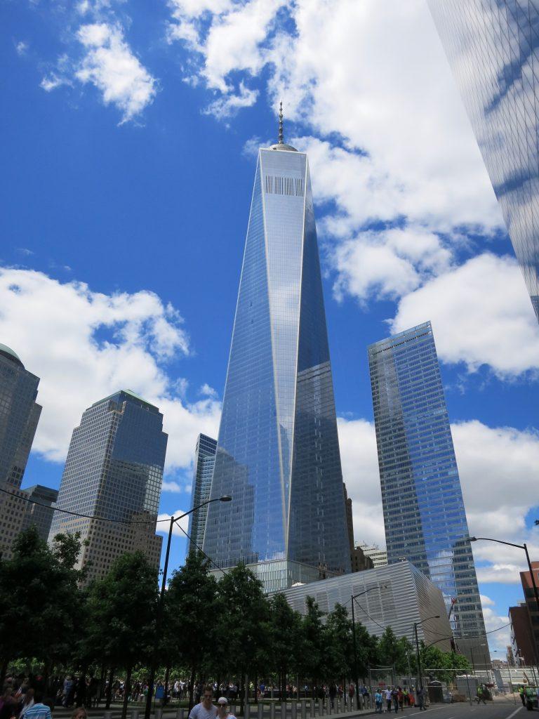 NY - One Trade Center