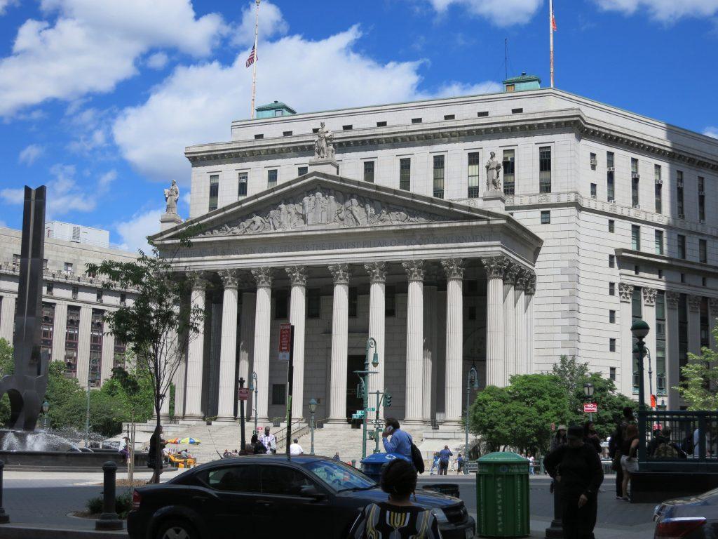 NY - Palacio de Justicia