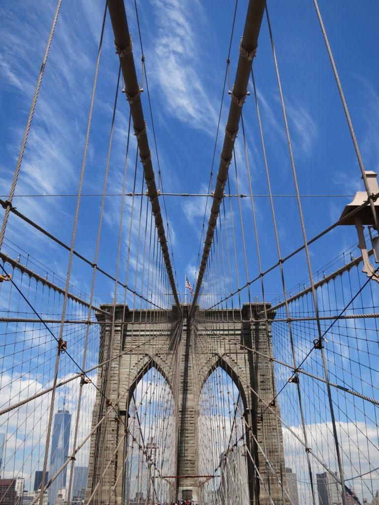 NY - Puente de Brooklyn