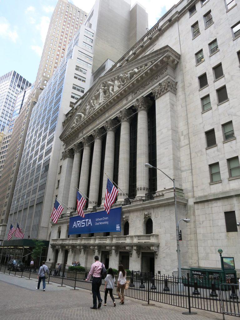 NY - The Stock Exchange - La Bolsa