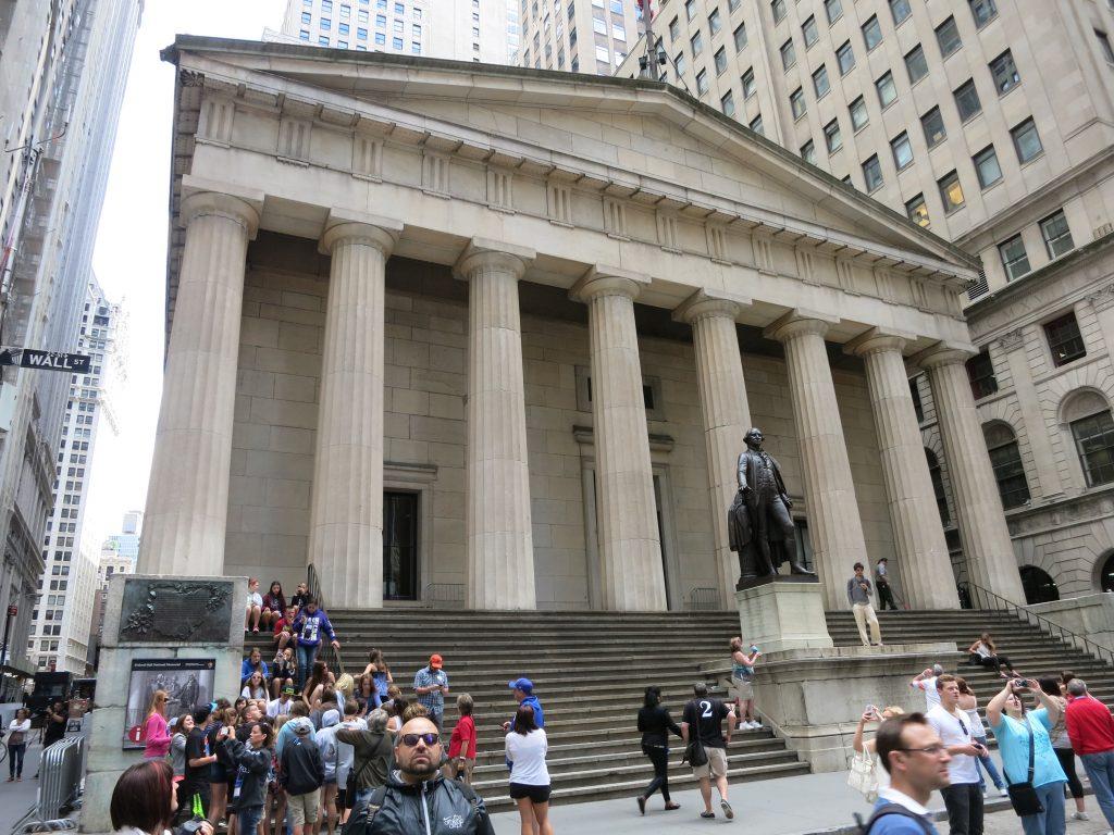 NY - Wall Street