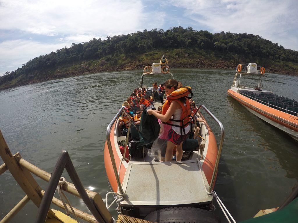 Gran Aventura en el Parque Nacional Iguazú