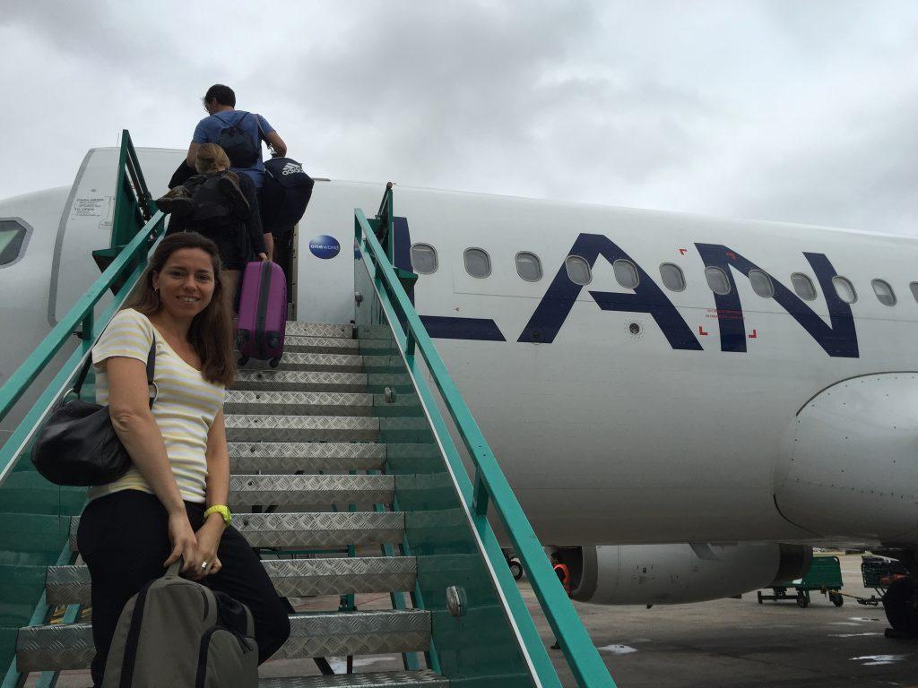Vuelo a Puerto Iguazú