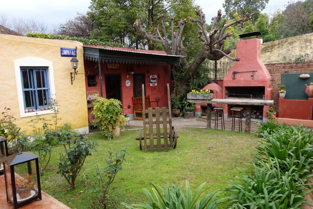San Antonio de Areco - Paseo de Las Tinajas - El parque de Pity