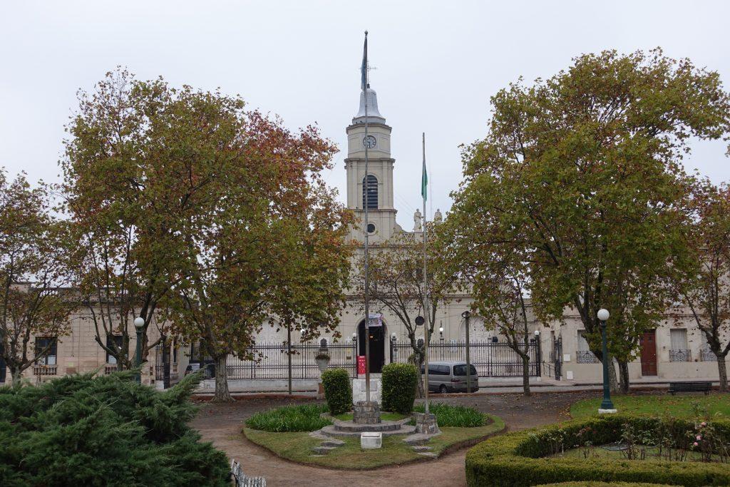 San Antonio de Areco - Iglesia San Antonio de Padua