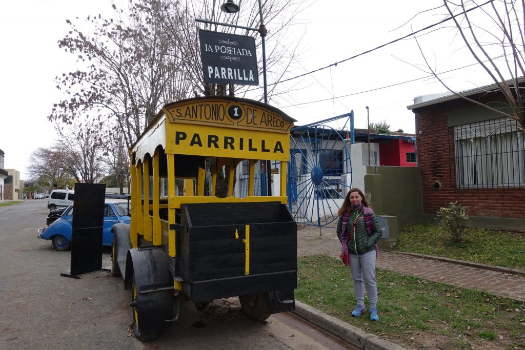 San Antonio de Areco - Parrilla La Porfiada