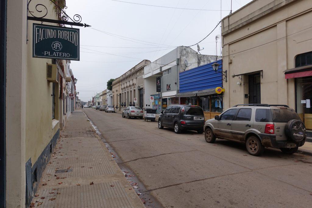 Calles de San Antonio de Areco