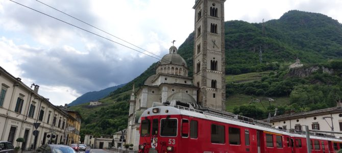 Italia – De Menaggio a Tirano y una historia de inmigrantes